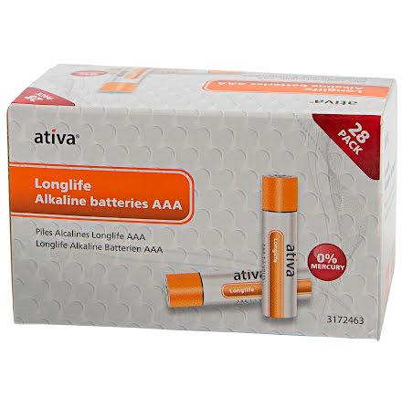 Batteri Ativa AAA 28/fp