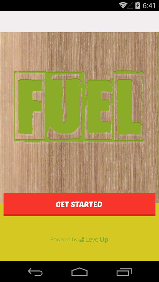 Fuel Rewards- screenshot