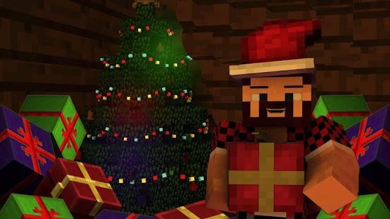 Christmas skins MCPE - náhled