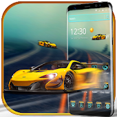 Super Speed Racing Car Theme