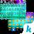 Neon Ambient Kika Keyboard 2.0 Apk
