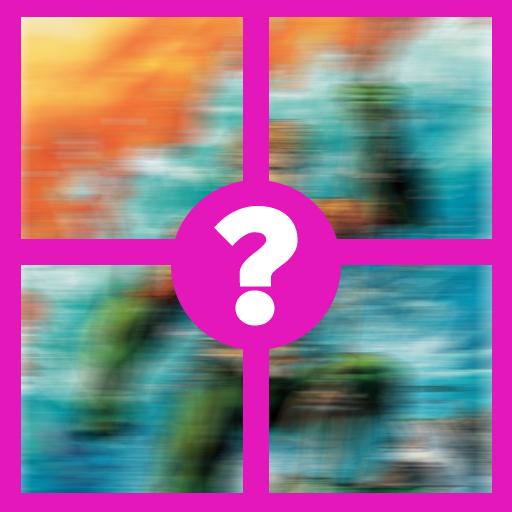Aquaman Quiz (game)