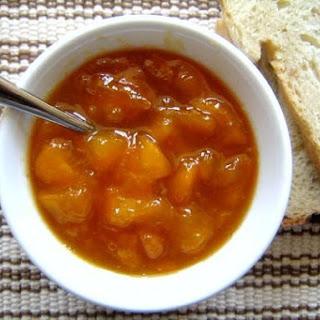 Peach, Plum, and Ginger Jam