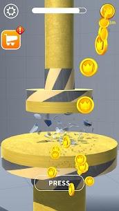 You Crush! Satisfying ASMR Hydraulic Press Game 3