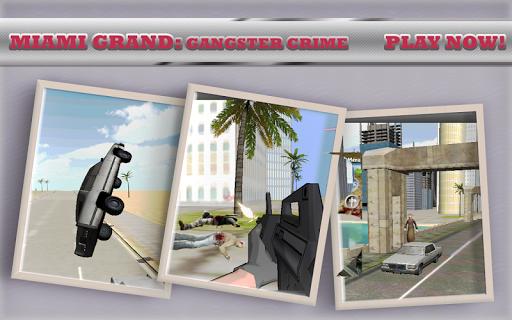 Miami Grand:Gangster Crime