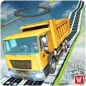 Impossible Truck Driving Adventure Tracks Stunt 3D