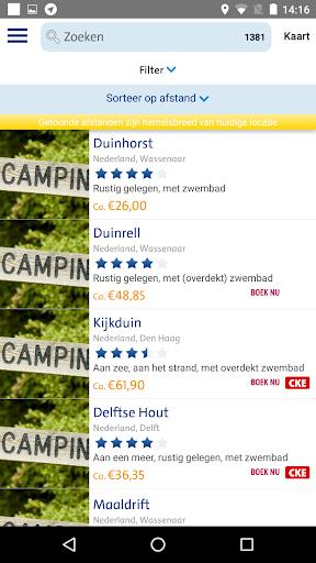 Android/PC/Windows için ANWB Camping Uygulamalar (apk) ücretsiz indir screenshot