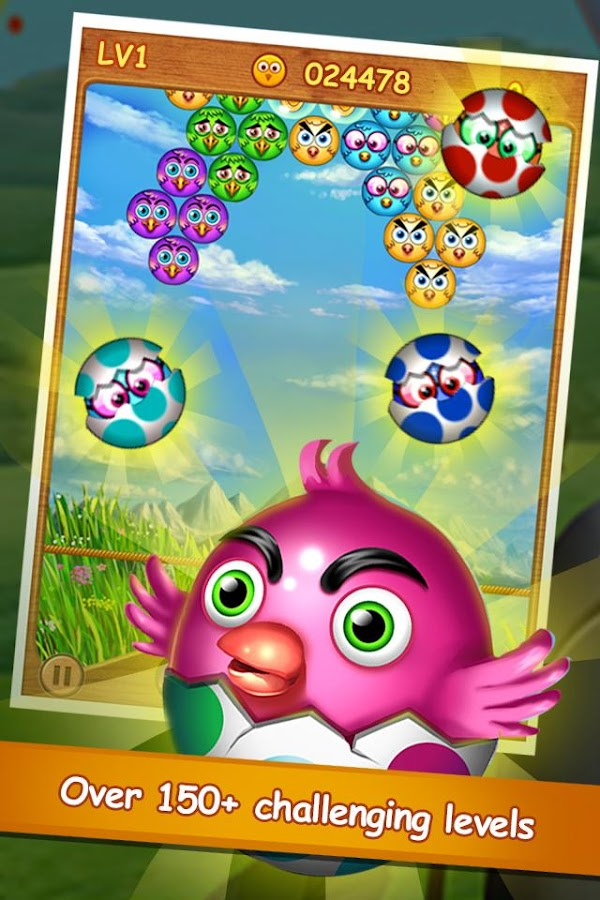Bubble Bird Extreme- screenshot