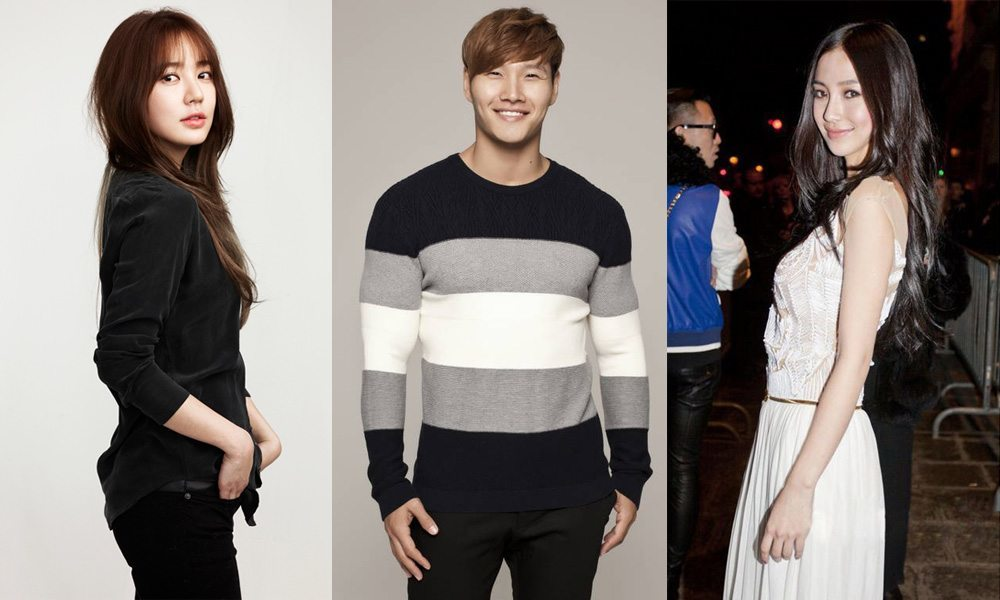 kim jong kook and yoon eun hye dating All's fair in love andself-love on the january 8 broadcast of sbs's running man, the cast members -sans song ji hyo- put their relationships, or lack.
