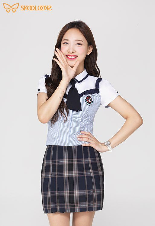 nayeon uniform 5