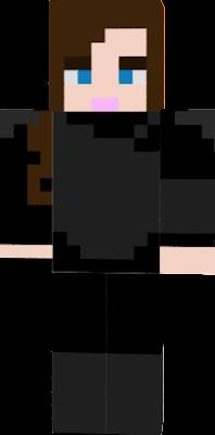 mockingjay outfit