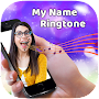 My name birthday song maker-ringtone cutter APK icon