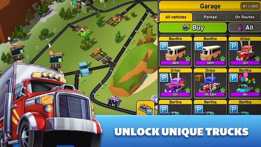 Transit King Tycoon - City Tycoon Game apktram screenshots 3