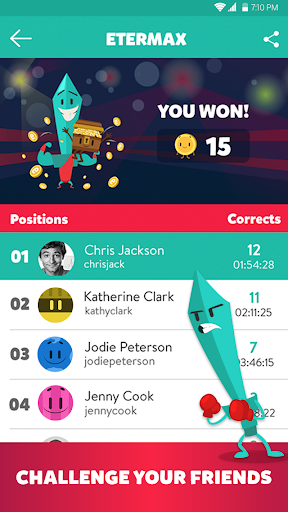 Trivia Crack (No Ads) screenshots 3