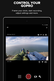 GoPro (formerly Capture) Screenshot