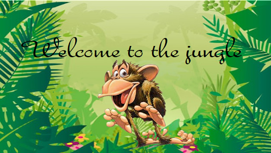 jungle monkey screenshot 1