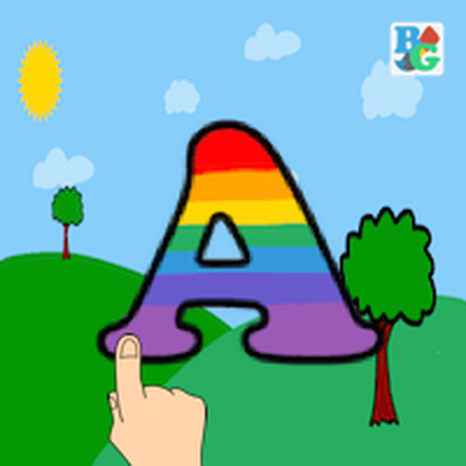 Buku Gambar Alphabet