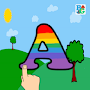 Alphabet Picture Book APK icon