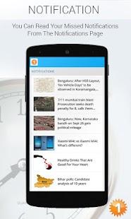 Oneindia News- screenshot thumbnail