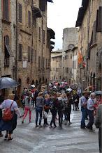 Photo: San Gimignano