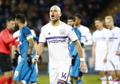 Bram Nuytinck explique son départ d'Anderlecht