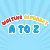 Cursive writing abc kids