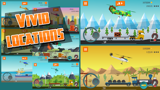 Go Helicopter (Helicopters) – Mod + Data Download 2