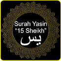 Yaseen MP3 - 15 Sheikh icon