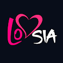 Lovsia : Asian Flirt, Chat and Dating icon