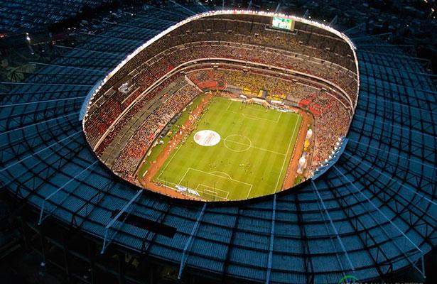 Estadio Azteca reducirá aforo tras remodelación