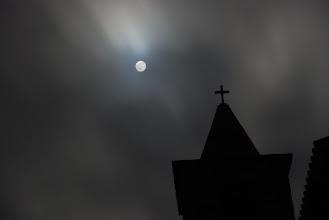 Photo: Sant Martí + la lluna