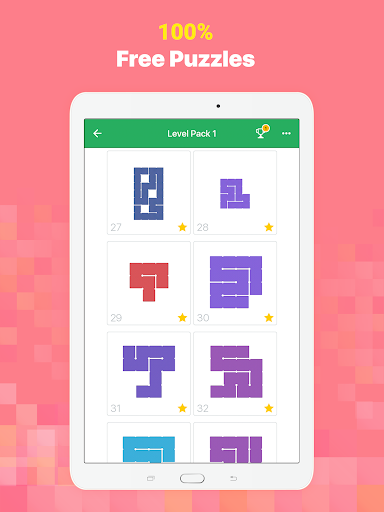 FILL IN  u2013 Connect the Blocks With One Line 1.0.0 screenshots 8