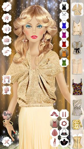 Princess Makeup Dress Fashion