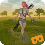 Zombie Hunters VR: Surge of Monsters Icon