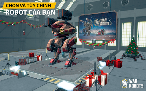 Tải War Robots miễn phí