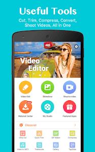 VideoShowLite:Video editor,cut,photo,music,no crop 8.2.1lite