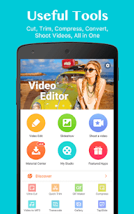 VideoShowLite :Video editor,cut,photo,music,no crop 1