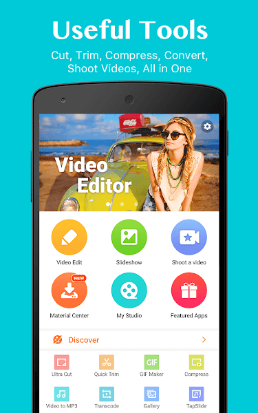 VideoShowLite Video Editor Premium Screenshot Image