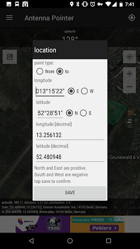 Antenna Pointer 3.0.2 screenshots 5