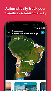 Polarsteps - Travel Tracker Screenshot