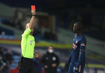 "🎥 L'expulsion ""inexcusable"" de Nicolas Pepe qui rend furieux Mikel Arteta"