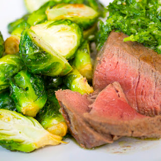 Wild Diet Chimichurri Steak
