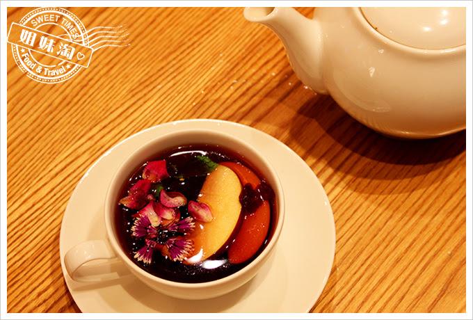 Afternoon Tea統一午茶時光蔓越莓蘋果茶1