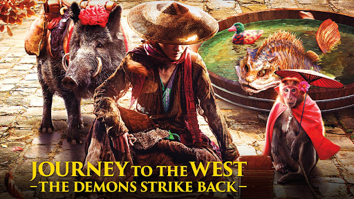 Journey to the West: The Demons Strike Full Movie Download