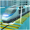 Aqua Water Train Driving Simulator