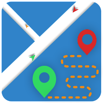 GPS Map, Voice Navigation and Directions