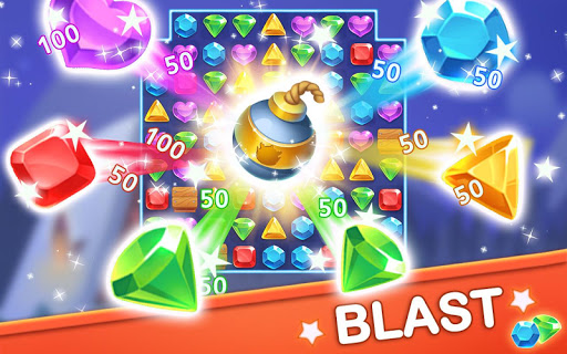 Jewel Blast Dragon - Match 3 Puzzle 1.13.3 screenshots 15