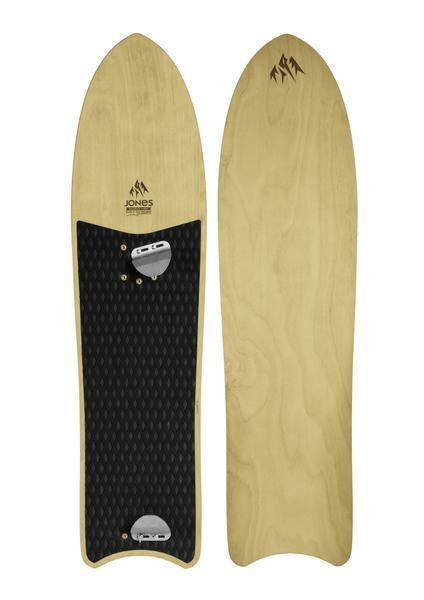 Jones Mountain Surfer 142