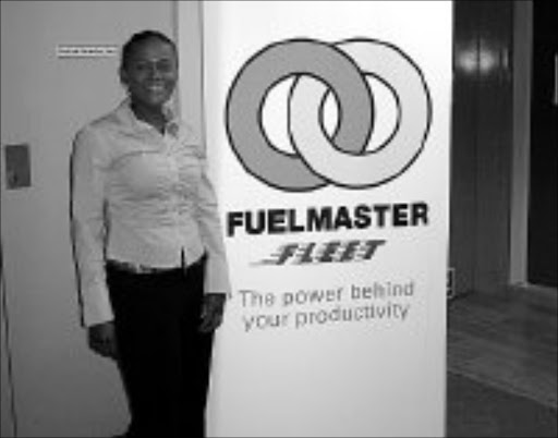 Cindy Mzobe, a supply chain manager for Masana Petroleum Solutions. © Unknown.