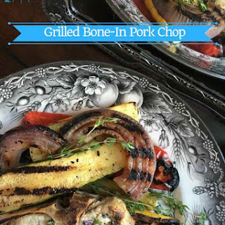 Grilled Herb-Rubbed, Bone-In Easy Pork Chop Recipes.